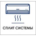 Сплит-системы ON/OFF